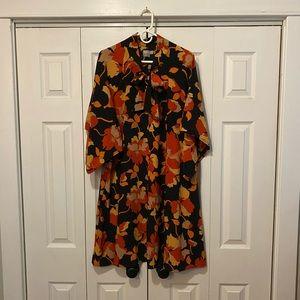 ASOS kimono dress sz 20